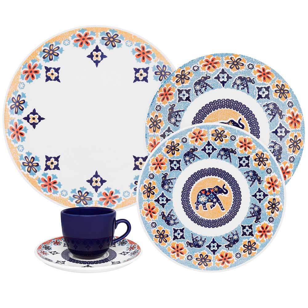 Aparelho de jantar coup shanti oxford porcelanas for Marcas de vajillas de porcelana