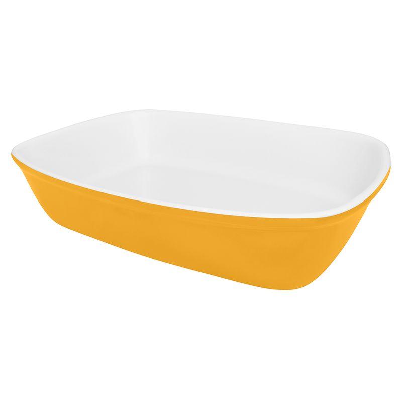 oxford-cookware-travessa-refrataria-bake-bicolor-amarela-grande
