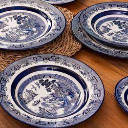oxford-porcelanas-prato-fundo-flamingo-blue-willow-6-pecas-01