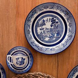 oxford-porcelanas-prato-sobremesa-flamingo-blue-willow-6-pecas-01