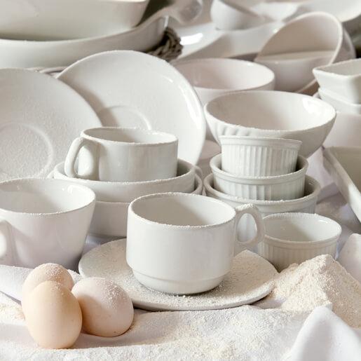 conjunto de xícaras
