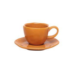 1-Cj.-C---06-Xicaras-De-Cafezinho-75Ml-Com-Pires---Mail-Order---Papaya---Rm05-9514