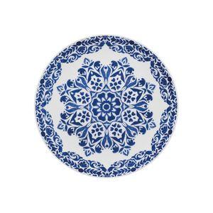 1-Cj.-C---06-Pratos-Sobremesa-21Cm---Mail-Order---Blue-Indian---Em18-4686